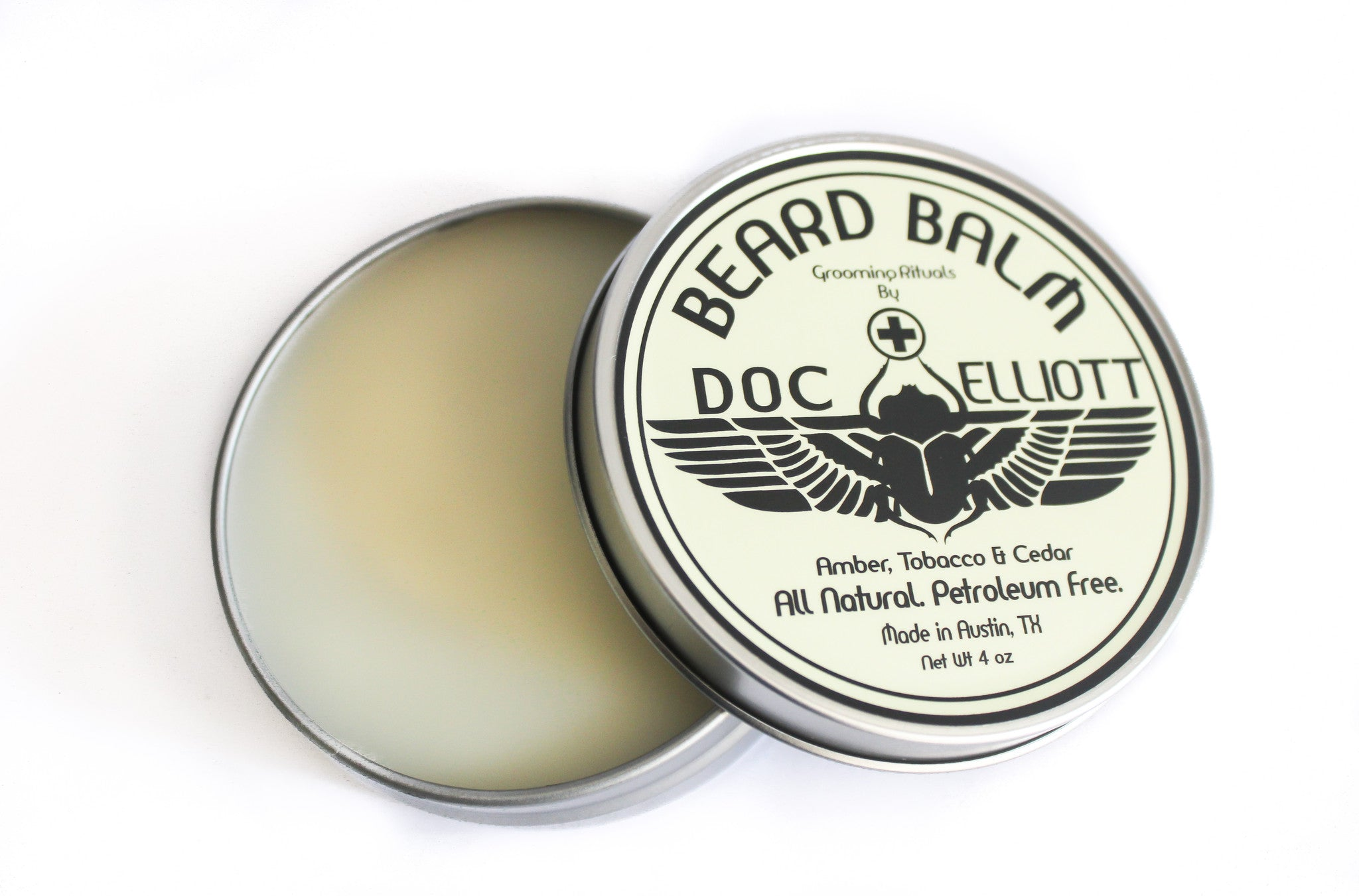 Beard Care Combo - Doc Elliott Grooming - 4