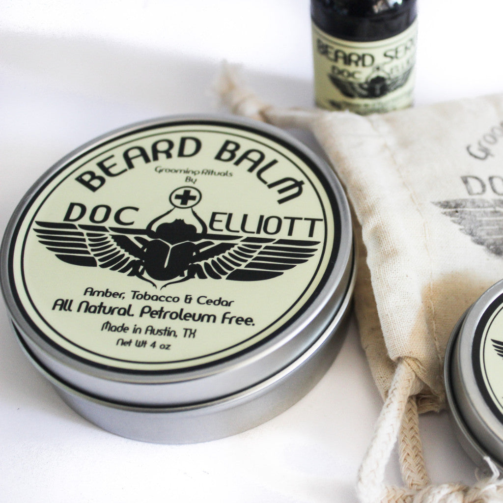 Beard Care Combo - Doc Elliott Grooming - 6