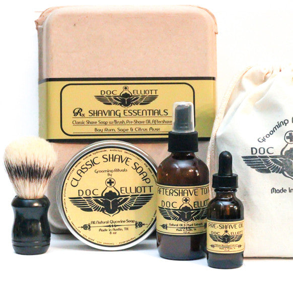 Aftershave Tonic - Doc Elliott Grooming - 2