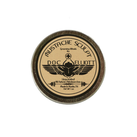 Mustache Sculpt Black Label