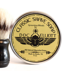 Shave Soap - Doc Elliott Grooming