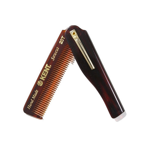 Brand New Limited Edition Folding Mustache/Beard Comb