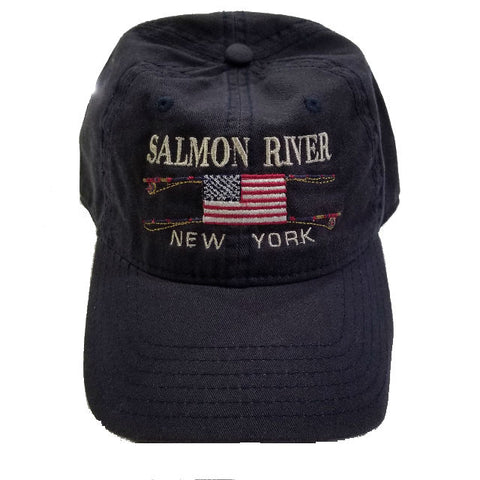 Salmon River Flag Hat