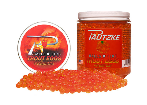 Pautzke Balls O' Fire Trout Eggs