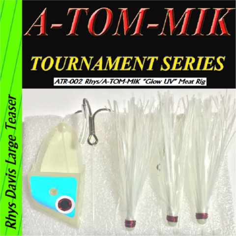 "A-TOM-MIK  ATR-002 Rhys/A-TOM-MIK ""Glow UV"" Meat Rig"
