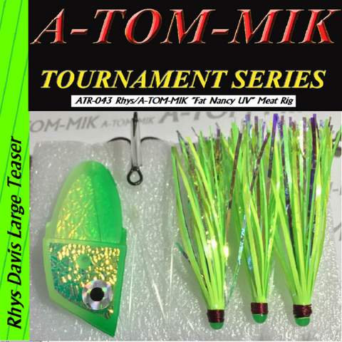 "A-TOM-MIK ATR-043 Rhys/A-TOM-MIK ""Fat Nancy UV"" Meat Rig"