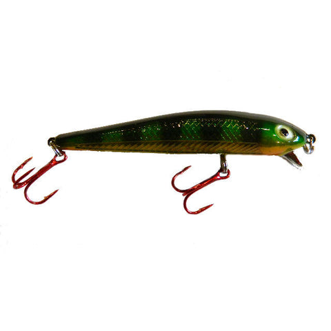 BAY RAT S3 SERIES STICK BAITS: CHROME PERCH