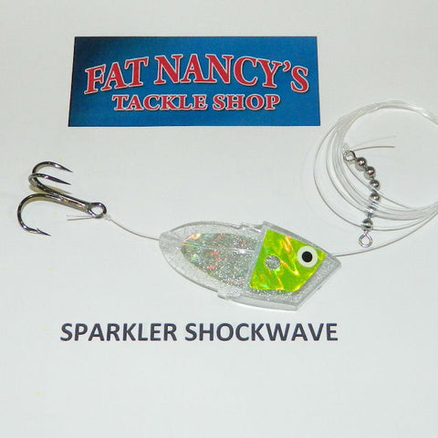 John King Clean Meat Rigs: Sparkler Shockwave