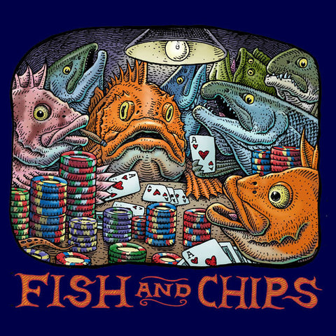 FISH & CHIPS T-Shirt