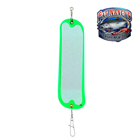 Michigan Stinger EChip Flasher Green Double Crush Glo