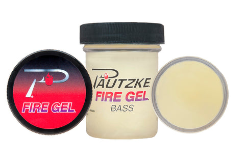 Pautzke Fire Gel Bass