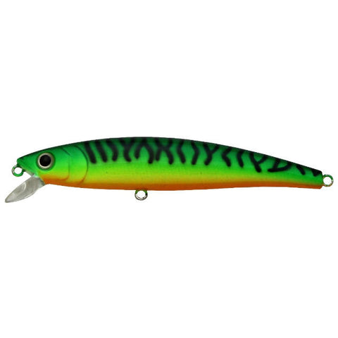 "Challenger Jr. Minnow 3 1/2"" HOT TIGER"
