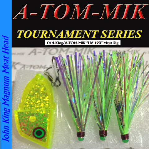 "A-TOM-MIK 014-King/A-TOM-MIK ""UV190"" Meat Rig"