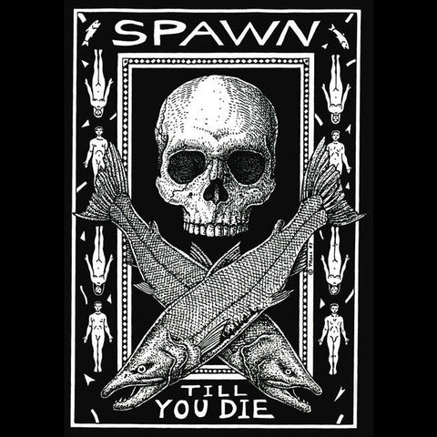 VINTAGE SPAWN TILL YOU DIE T-Shirt