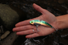 SteelShad XL  - 3/4 oz - Firetiger-Perch