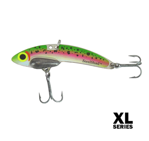 SteelShad XL  - 3/4 oz - Trout