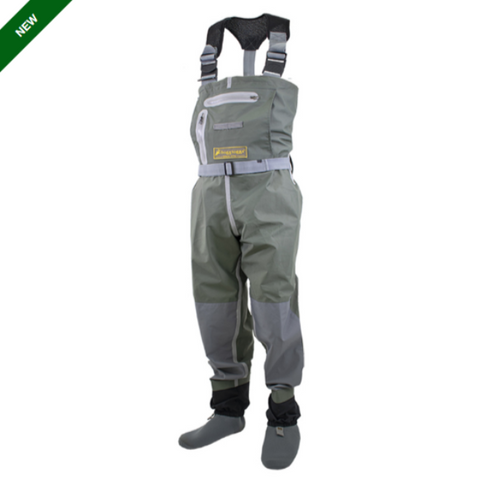 Pilot River Guide HD Stocking foot Wader