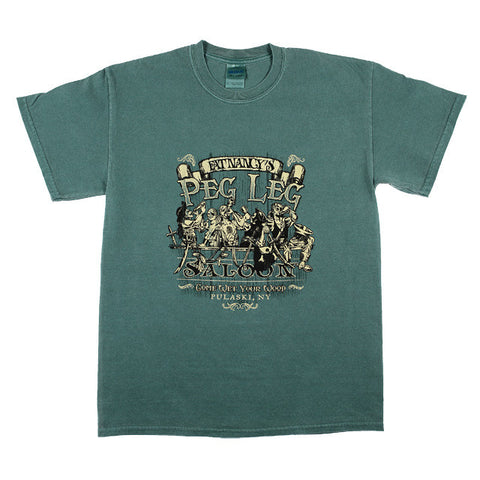 Peg Leg Saloon T-Shirt