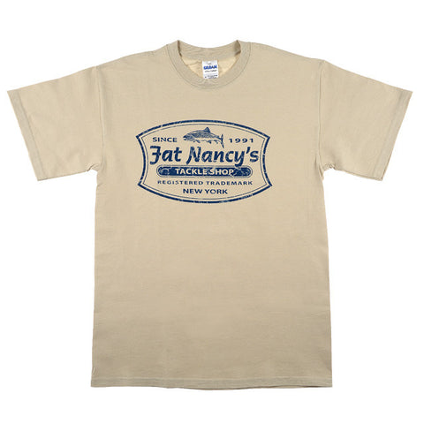 Fat Nancy's Trademark T-Shirt