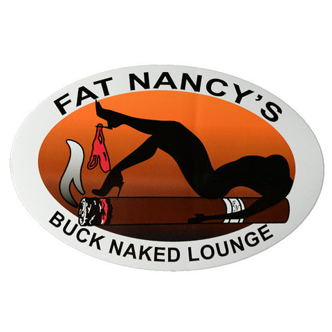 Buck Naked Lounge (COLORED)