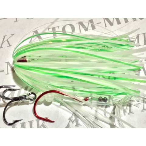 A-TOM-MIK Tournament Series Trolling Flies T412 Matador UV (2015)