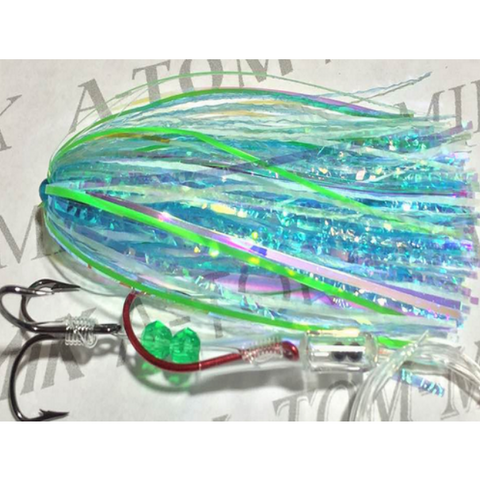 A-TOM-MIK Tournament Series Trolling Flies T426 Hijacker Glow (2015)
