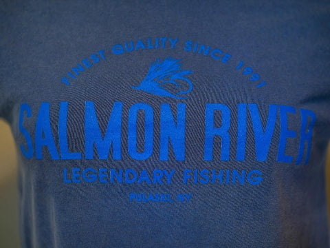 Salmon River Legendary Fishery Tee Shirt