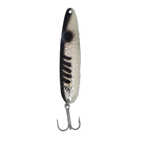 Michigan Stinger Spoon Crushed Black Alewife