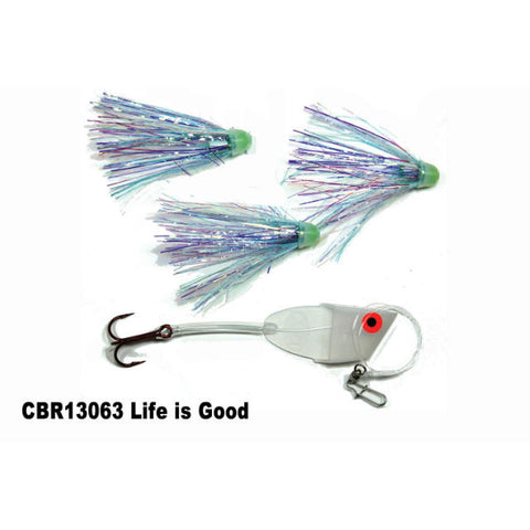 Dreamweaver Meat Head Cut Bait Rig Life is Good CBR13063