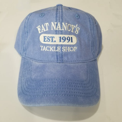 Fat Nancy's Est. 1991 Tackle Shop Hat