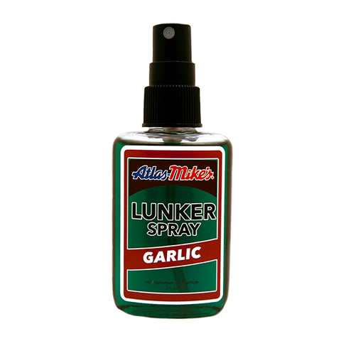 Atlas Mike's Lunker Spray Garlic – 2 OZ