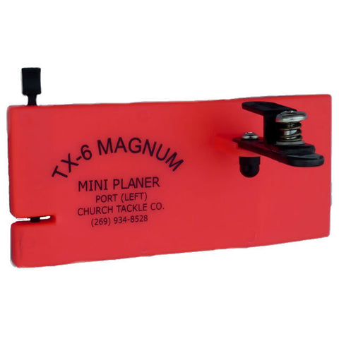 Church Tackle TX-6 Magnum Mini Planer