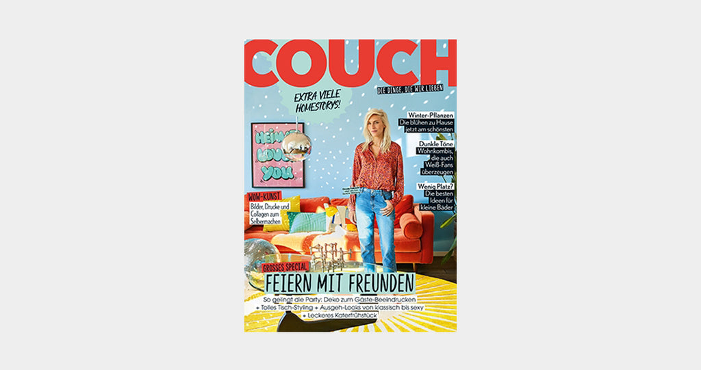 Couch Magazine | All eyes on...
