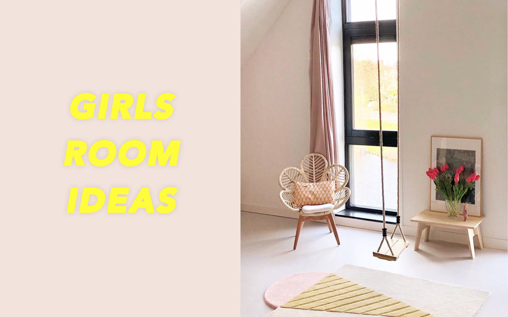 Top 3 Girls Room Ideas