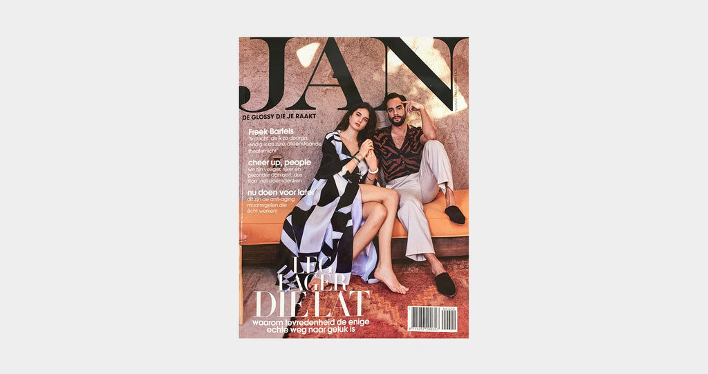 JAN Magazine March 2020 | Ice Age