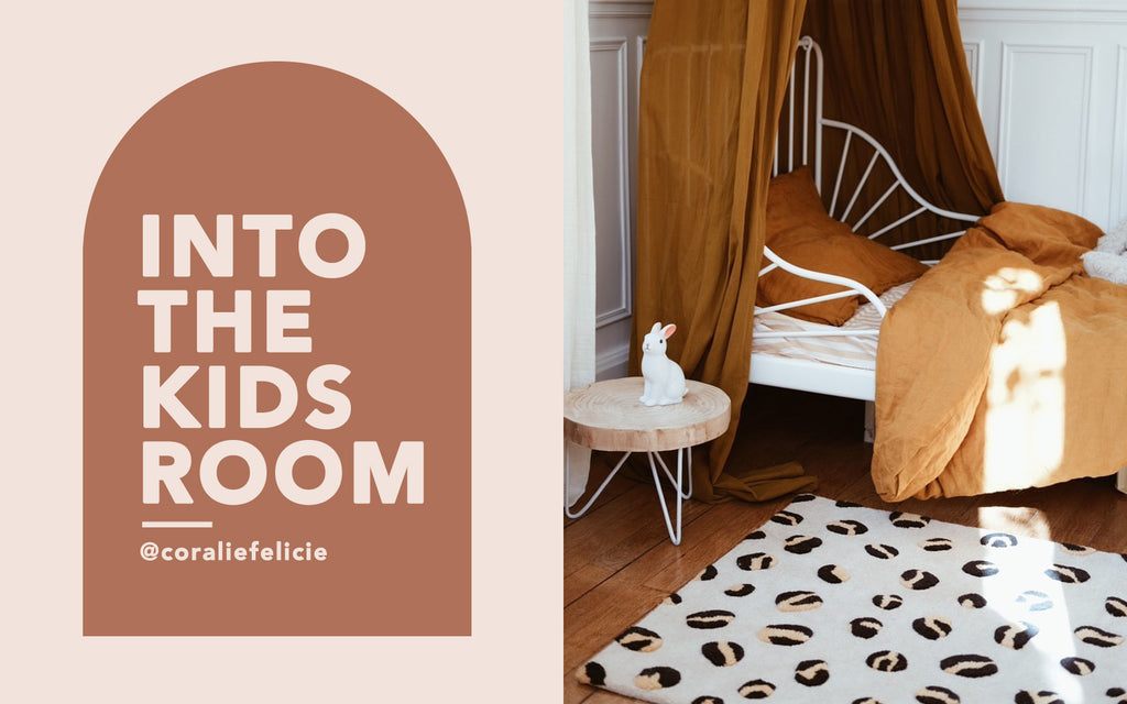Interview on how to decorate your kids room | Coralie Gaspard