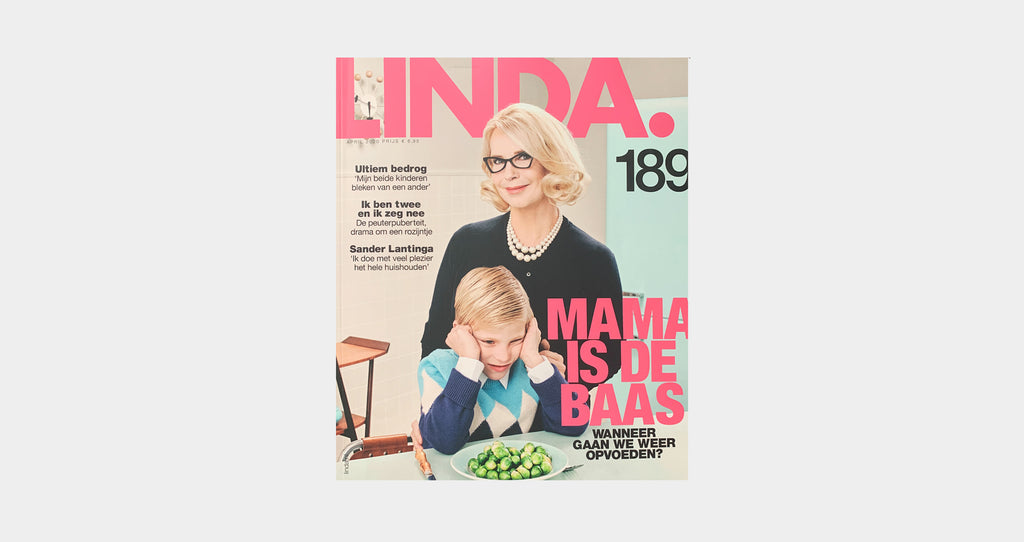 LINDA. Magazine | Issue 189 April