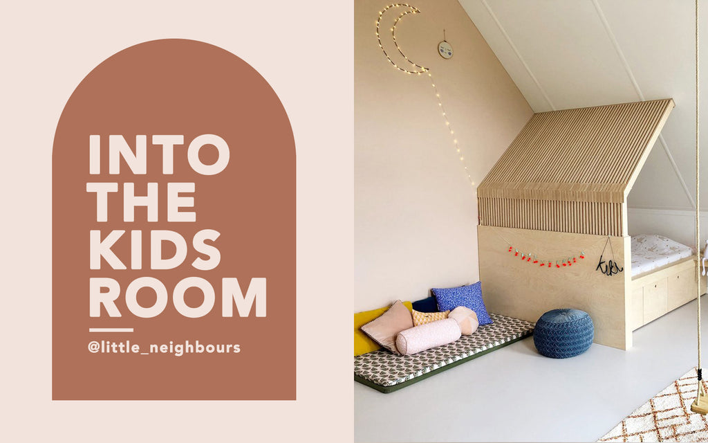 Into the kids room | @little_neighbours
