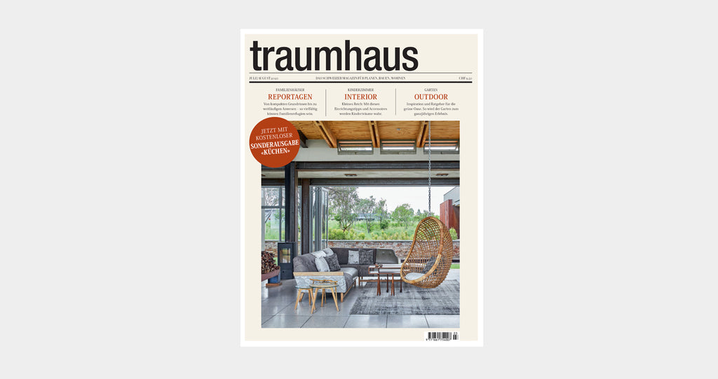 Traumhause Magazine | Jul/Aug 2020