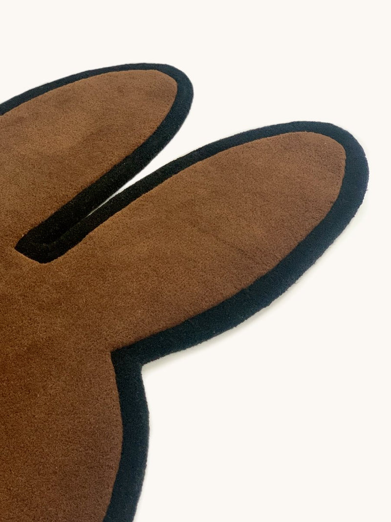 Wool Melanie Rug - Miffy Rug Collection - Maison Deux