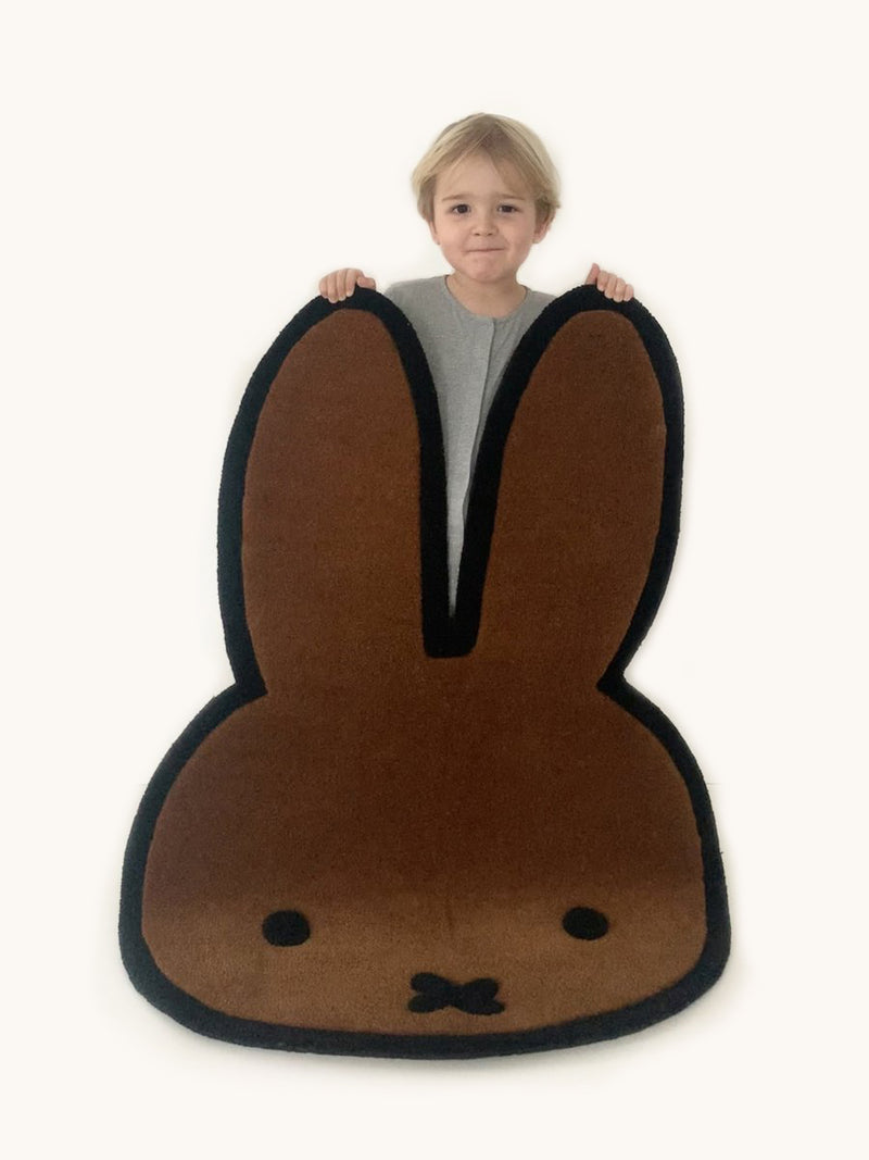 Melanie Rug - Miffy Rug Collection - Maison Deux Kids Rugs