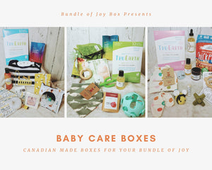 Baby Boxes with Bundle of Joy Box, the perfect baby gift