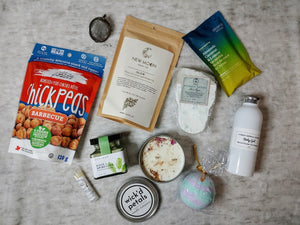 Mega Care Box, Mega Momma Care Box, Bundle of Joy Box, Canadian subscription boxes, Christmas, Holidays, Mother's Day gift