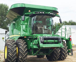 Harvest Master - Combine Extension - Dick's Welding Inc.