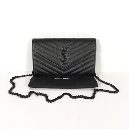 YSL SO BLACK ENVELOPE WOC