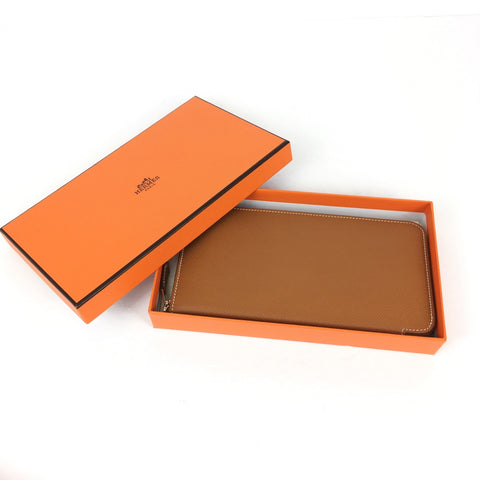 HERMES ZIPPY WALLET