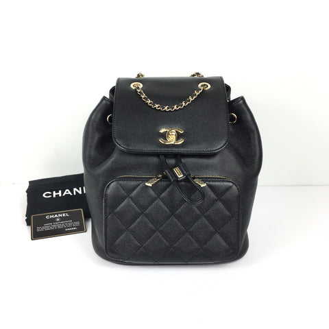 Chanel Business Affinity Backpack