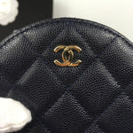 CHANEL ROUND CROSSBODY