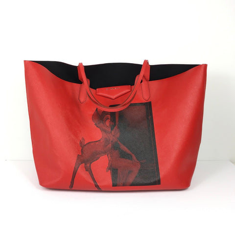 GIVENCHY BAMBI TOTE BAG