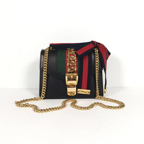 GUCCI MINI SLYVIE BAG
